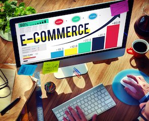 E-commerce is the perfect way to start a business