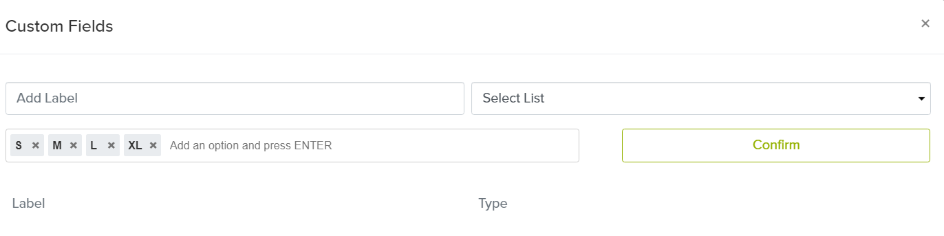 custom fields2